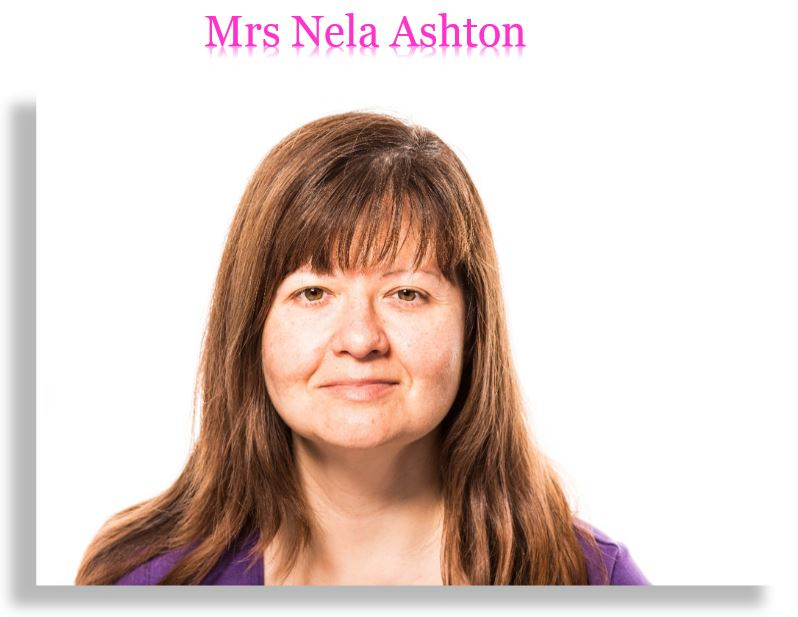 Mrs Nela Ashton