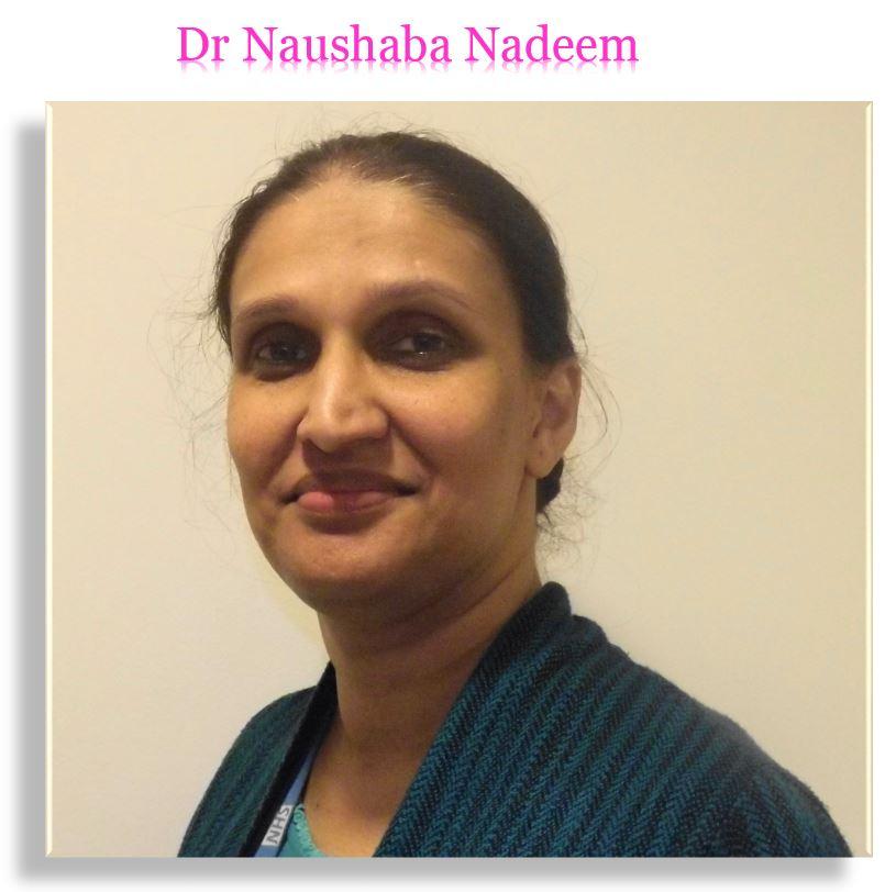 Dr Naushaba Nadeem